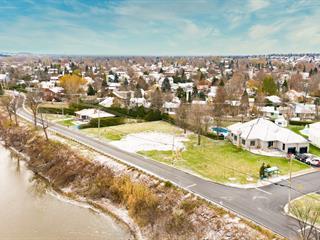 Terrain à vendre à Montréal (L'Île-Bizard/Sainte-Geneviève), Montréal (Île), 401, Rue  Triolet, 21979813 - Centris.ca