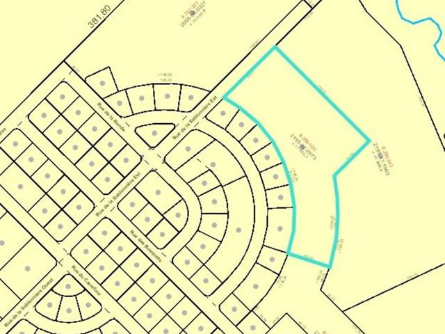 Lot for sale in Fossambault-sur-le-Lac, Capitale-Nationale, 19, Rue de la Sablonnière, 24391285 - Centris.ca
