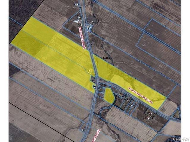 Hobby farm for sale in La Prairie, Montérégie, 1960, Rang  Saint-Raphael, 20471424 - Centris.ca