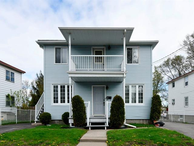 Duplex à vendre à Montréal (L'Île-Bizard/Sainte-Geneviève), Montréal (Île), 21 - 23, Rue  Lavigne (Sainte-Geneviève), 20498303 - Centris.ca