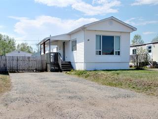 Maison mobile à vendre à Pointe-Lebel, Côte-Nord, 19, Rue  Murray, 15028831 - Centris.ca