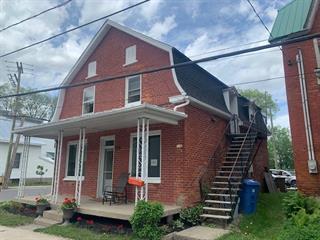 Duplex for sale in Saint-Louis-de-Gonzague (Montérégie), Montérégie, 116 - 116A, Rue  Principale, 22569055 - Centris.ca