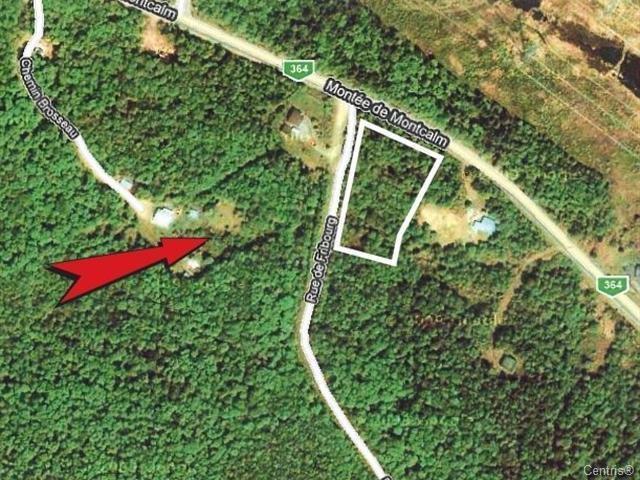 Terrain à vendre à Montcalm, Laurentides, Rue de Fribourg, 22432899 - Centris.ca