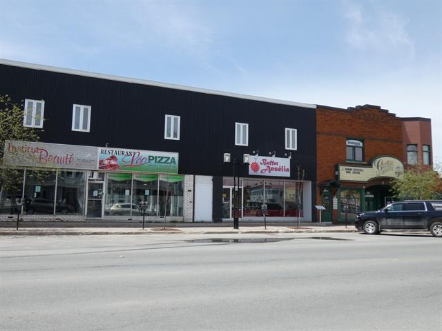 Commercial unit for rent in La Sarre, Abitibi-Témiscamingue, 282 - 284, Rue  Principale, 19646518 - Centris.ca