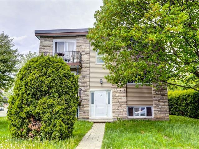 Quadruplex à vendre à Gatineau (Hull), Outaouais, 14, Rue  Radisson, 16168401 - Centris.ca