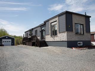 Mobile home for sale in Amos, Abitibi-Témiscamingue, 81, Rue  J.-P.-Houde, 19030463 - Centris.ca