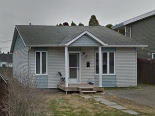 Maison à vendre à Saguenay (Chicoutimi), Saguenay/Lac-Saint-Jean, 171, Rue  Crémazie, 20077260 - Centris.ca