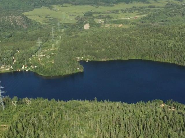 Terrain à vendre à Les Bergeronnes, Côte-Nord, Lac  Gobeil, 10471923 - Centris.ca