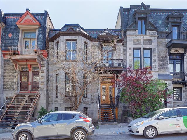 House for sale in Montréal (Ville-Marie), Montréal (Island), 2064, Rue  Saint-Hubert, 20766677 - Centris.ca