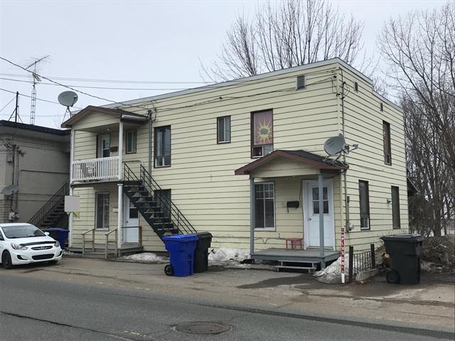 Quadruplex à vendre à Louiseville, Mauricie, 200 - 206, Rue  Notre-Dame Nord, 15498970 - Centris.ca