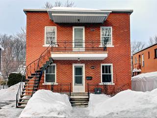 Duplex à vendre à Québec (La Cité-Limoilou), Capitale-Nationale, 1872 - 1874, Avenue  Bergemont, 24362289 - Centris.ca