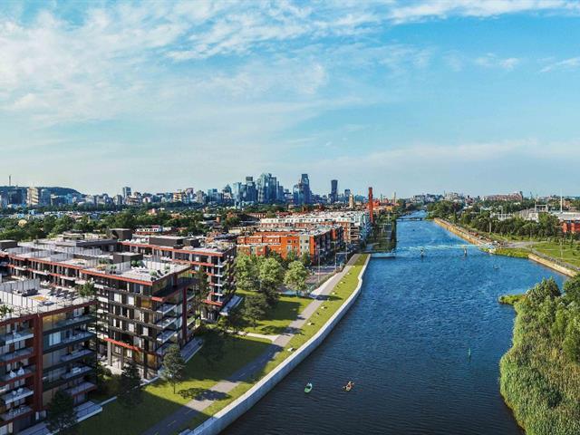 Condo for sale in Montréal (Le Sud-Ouest), Montréal (Island), 4700, Rue  Saint-Ambroise, apt. D609, 9244594 - Centris.ca
