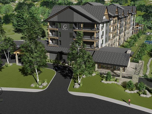 Condo for sale in Mont-Tremblant, Laurentides, Chemin des Pléiades, apt. 206, 27894158 - Centris.ca