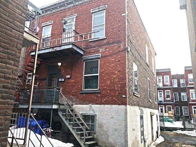 Quintuplex à vendre à Montréal (Mercier/Hochelaga-Maisonneuve), Montréal (Île), 562 - 568A, Avenue d'Orléans, 25278199 - Centris.ca