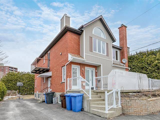 Triplex à vendre à Granby, Montérégie, 263 - 267, Rue  Allan, 26981230 - Centris.ca