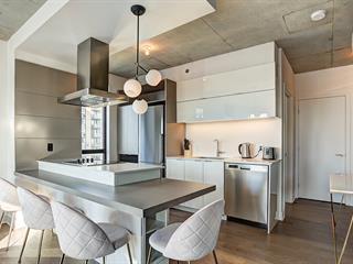 Condo / Appartement à louer à Montréal (Le Sud-Ouest), Montréal (Île), 195, Rue  Peel, app. 1112, 24802828 - Centris.ca