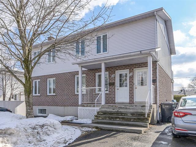 Duplex for sale in Granby, Montérégie, 10 - 12, Rue  Babin, 13844161 - Centris.ca