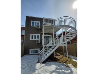 Duplex à vendre à Montréal (Mercier/Hochelaga-Maisonneuve), Montréal (Île), 9105 - 9107, Avenue  Souligny, 20957652 - Centris.ca