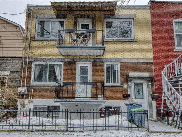 Duplex for sale in Montréal (Le Sud-Ouest), Montréal (Island), 1954 - 1956, Rue  Denonville, 15101519 - Centris.ca
