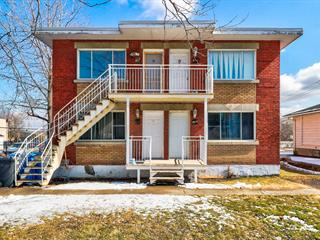 Quadruplex à vendre à Sainte-Catherine, Montérégie, 805 - 811, Rue  Centrale, 20879518 - Centris.ca