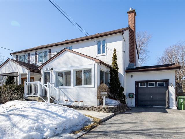 Maison à vendre à Pointe-Claire, Montréal (Île), 68, Avenue de la Pointe-Claire, 18667315 - Centris.ca