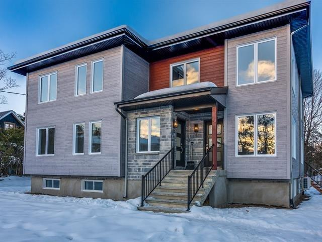 Duplex for sale in Saint-Sauveur, Laurentides, 8Z - 10Z, Avenue de la Vallée, 25896307 - Centris.ca