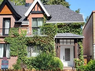 Maison à vendre à Montréal (Côte-des-Neiges/Notre-Dame-de-Grâce), Montréal (Île), 2289, Avenue de Clifton, 24068713 - Centris.ca