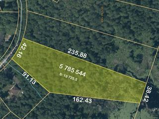 Lot for sale in Mille-Isles, Laurentides, Chemin du Lac-Robert, 25741005 - Centris.ca
