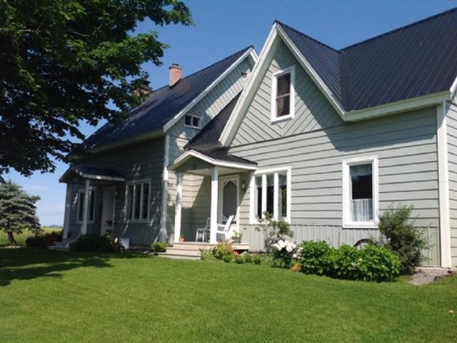 House for sale in Stanstead-Est, Estrie, 1145, Chemin  Tétreault, 12703273 - Centris.ca