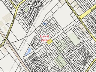 Lot for sale in Laval (Vimont), Laval, Rue de Castellane, 28884270 - Centris.ca