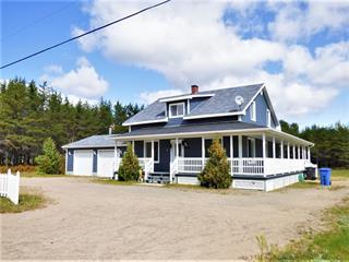 Maison à vendre à La Doré, Saguenay/Lac-Saint-Jean, 8010, Rang  Saint-Eugène, 14228696 - Centris.ca
