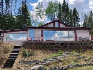 Chalet à vendre à Bégin, Saguenay/Lac-Saint-Jean, 721, Chemin des Îles, 21496491 - Centris.ca