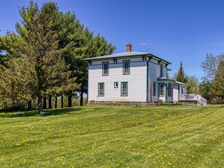 Hobby farm for sale in Elgin, Montérégie, 555, Chemin de la 1re-Concession, 13584606 - Centris.ca