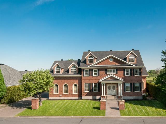 Maison à vendre à Mont-Saint-Hilaire, Montérégie, 218, Rue de la Coulée, 26021904 - Centris.ca