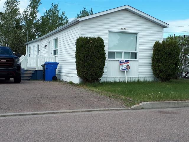 Mobile home for sale in Saint-Félicien, Saguenay/Lac-Saint-Jean, 1041, Rue des Camélias, 17239921 - Centris.ca