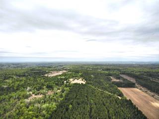 Terre à vendre à Notre-Dame-du-Mont-Carmel, Mauricie, Rang  Saint-Flavien, 14206650 - Centris.ca
