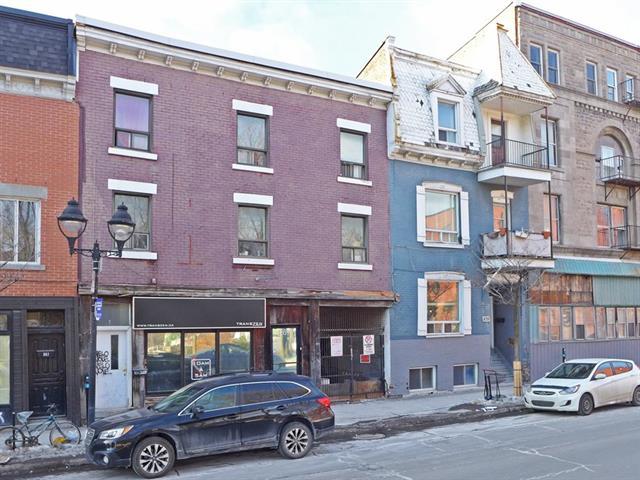 Income properties for sale in Montréal (Ville-Marie), Montréal (Island), 865 - 875, Rue  Ontario Est, 13315768 - Centris.ca