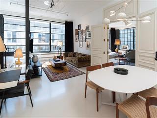 Condo / Apartment for rent in Montréal (Ville-Marie), Montréal (Island), 454, Rue  De La Gauchetière Ouest, apt. 608-609, 21840483 - Centris.ca