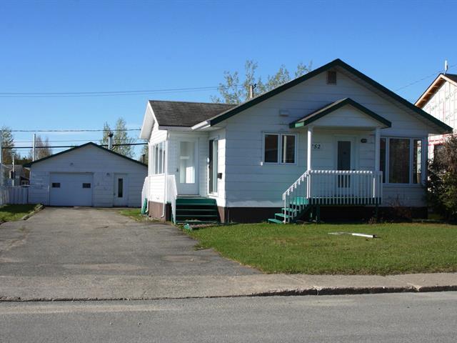 House for sale in Chibougamau, Nord-du-Québec, 752, 5e Rue, 27127481 - Centris.ca