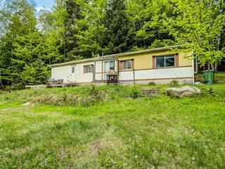 Mobile home for sale in Lac-Simon, Outaouais, 1345, 4e Rang Sud, 11815990 - Centris.ca