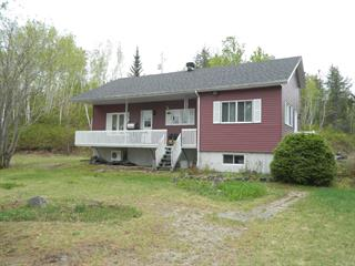 Maison à vendre à Saint-David-de-Falardeau, Saguenay/Lac-Saint-Jean, 3, Lac-Adélard, 18424616 - Centris.ca