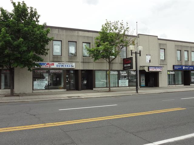 Local commercial à louer à Longueuil (Le Vieux-Longueuil), Montérégie, 1646, Chemin de Chambly, 18604276 - Centris.ca