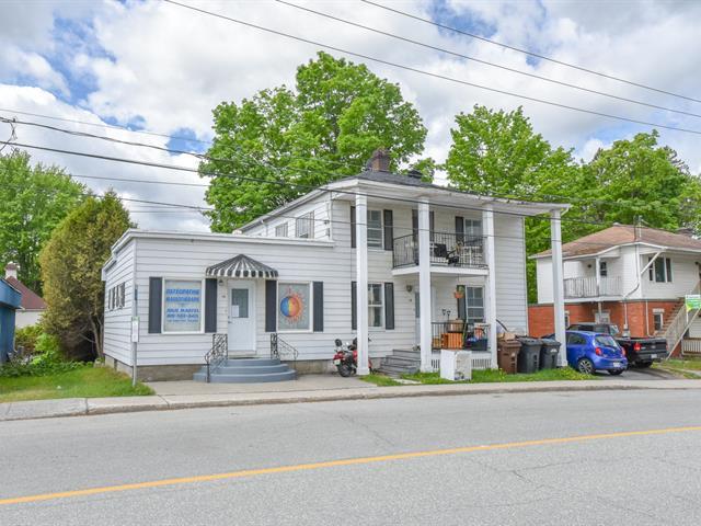 Triplex à vendre à Sherbrooke (Brompton/Rock Forest/Saint-Élie/Deauville), Estrie, 10 - 14, Rue  Saint-Lambert, 9563084 - Centris.ca
