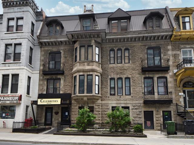 Commercial building for sale in Montréal (Ville-Marie), Montréal (Island), 1093 - 1099, Rue  Saint-Denis, 17531419 - Centris.ca
