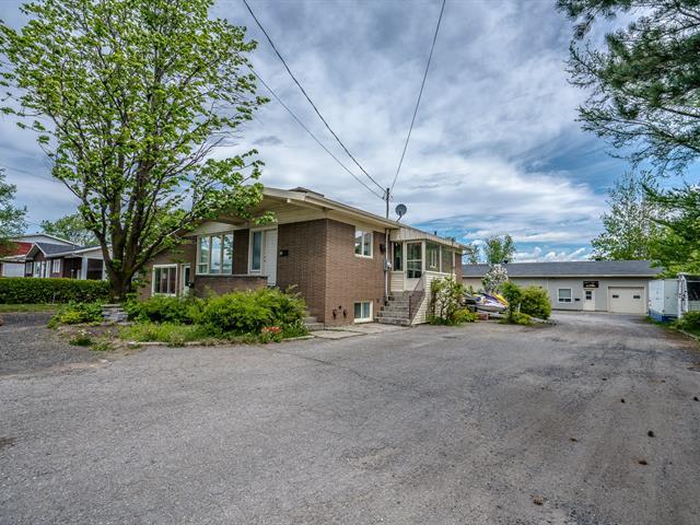 Duplex à vendre à Saint-Henri, Chaudière-Appalaches, 170 - 172, Route  Campagna, 9849213 - Centris.ca