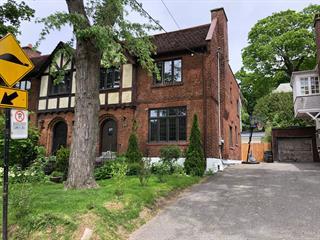 House for sale in Montréal (Côte-des-Neiges/Notre-Dame-de-Grâce), Montréal (Island), 4695, Avenue  Roslyn, 13978197 - Centris.ca