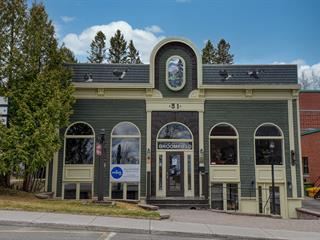 Commercial building for sale in Sainte-Agathe-des-Monts, Laurentides, 31, Rue  Principale Est, 13421503 - Centris.ca