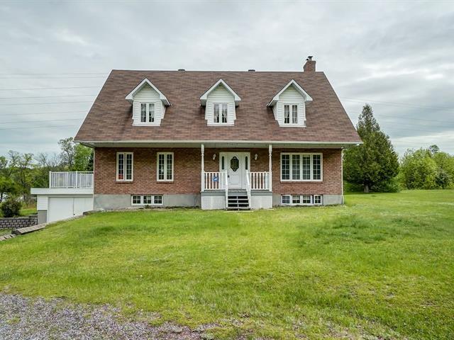 Fermette à vendre à L'Ange-Gardien (Outaouais), Outaouais, 4216Z, Chemin  River, 19745522 - Centris.ca