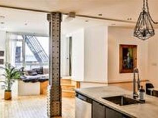 Condo / Apartment for rent in Montréal (Ville-Marie), Montréal (Island), 210, Rue  Saint-Jacques, apt. 601, 14629505 - Centris.ca