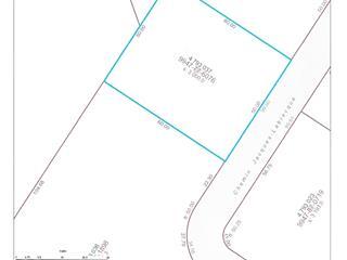 Terrain à vendre à Petite-Rivière-Saint-François, Capitale-Nationale, Chemin  Jacques-Labrecque, 22724935 - Centris.ca
